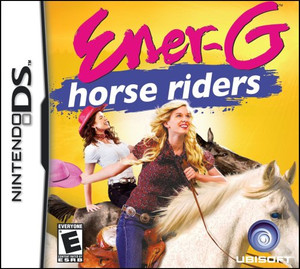 Ener-G Horse Riders - DS Game