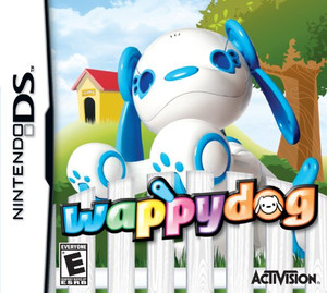 Wappy Dog - DS Game