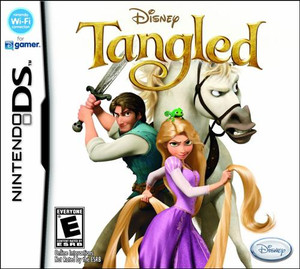 Tangled, Disney - DS Game