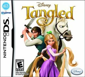Tangled, Disney - DS Game