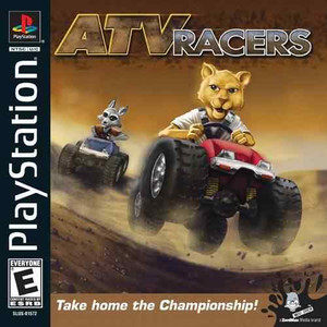 ATV Racers - PS1 Game