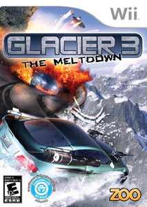 Glacier 3 the Meltdown - Wii Game