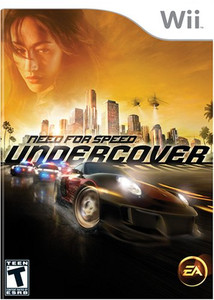 Need for Speed Undercover - Wii Game