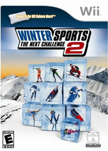 Winter Sports the Next Challenge 2 - Wii Game