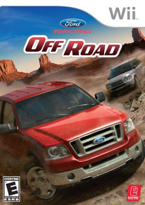 Ford Racing Off Road - Wii Game