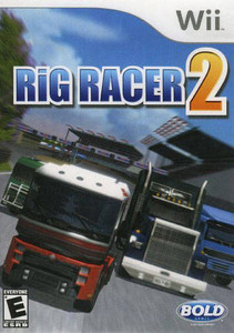 Rig Racer 2 - Wii Game