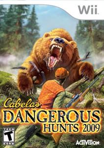 Cabela's Dangerous Hunts 2009 - Wii Game