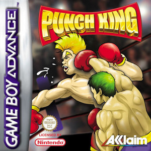 Punch King - Game Boy Advance