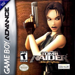 Tomb Raider the Prophecy - Game Boy Advance Game