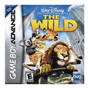 Wild, Disney - Game Boy Advance Game