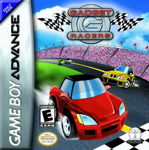 Gadget Racers - Game Boy Advance Game