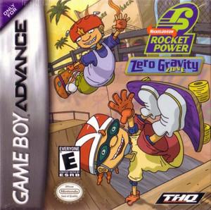 Rocket Power Zero Gravity Zone - Game Boy Advance Game