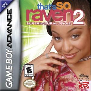 That's So Raven 2 - Game Boy Advance Game