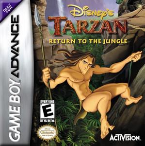 Tarzan, Disney - Game Boy Advance Game