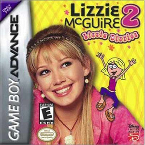 Lizzie McGuire 2 - Game Boy Advance Game