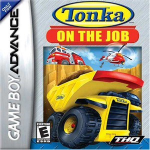 Tonka on the Job - Game Boy Advance Game