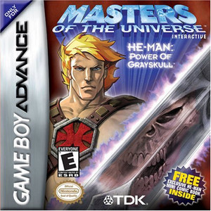 Masters of the Universe - Game Boy Advance Game