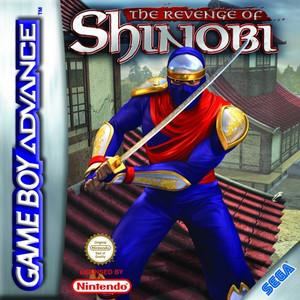 Revenge of Shinobi - Game Boy Advance Game