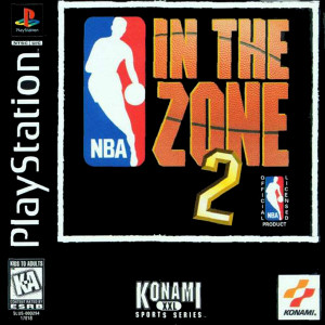 In The Zone 2 - PS1 Game