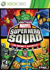 Marvel Super Hero Squad: The Infinity Gauntlet - Xbox 360 Game
