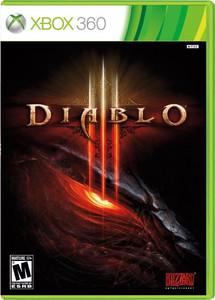 Diablo III - Xbox 360 Game