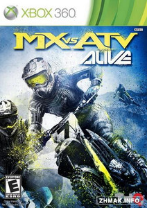MX vs. ATV Alive - Xbox 360 Game