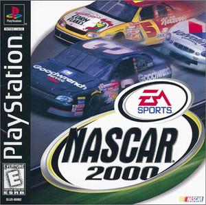 Nascar 2000 - PS1 Game