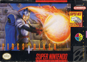 Firestriker - SNES Game