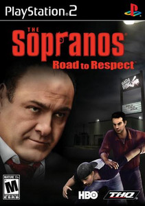 Sopranos Road to Respect - PS2 Game