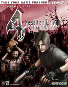 Resident Evil 4 Official Strategy Guide - Brady Games Player's Guide