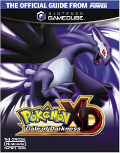 Pokemon XD Official Strategy Guide - Nintendo Power Players Guide