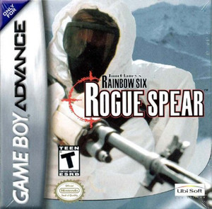 Rainbow Six Rogue Spear - Game Boy Advance Game