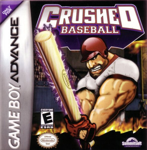 Crushed Baseball - Game Boy Advance Game
