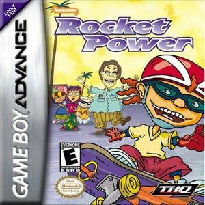 Rocket Power Dream Scheme - Game Boy Advance Game