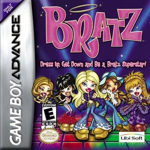 Bratz - Game Boy Advance Game