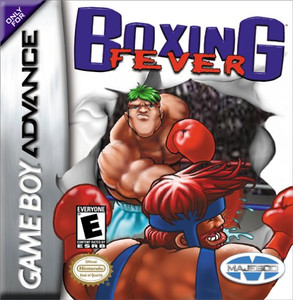 Boxing Fever - Game Boy Advance Game