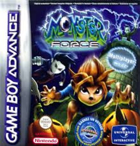 Monster Force - Game Boy Advance Game