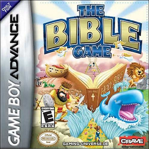 The Bible Game - Game Boy Advance Game
