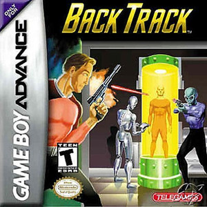 Back Track - Game Boy Advance Game