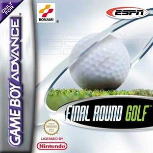 Final Round Golf 2000 - Game Boy Advance Game