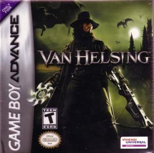 Van Helsing - Game Boy Advance Game