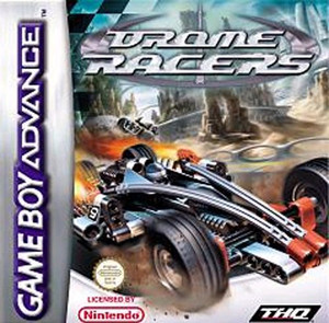 Drome Racers - Game Boy Advance Game