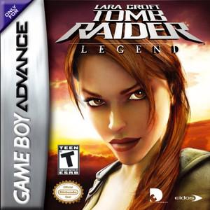 Tomb Raider Legend - Game Boy Advance Game