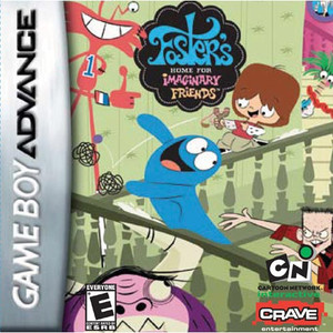 Foster's Home for Imaginary Friends - Game Boy Advance Game