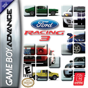 Ford Racing 3 - Game Boy Advance Game