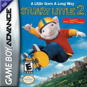Stuart Little 2 - Game Boy Advance Game