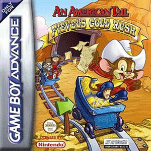 An American Tail Fievel's Gold Rush - Game Boy Advance Game