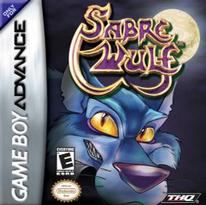 Sabre Wulf - Game Boy Advance Game