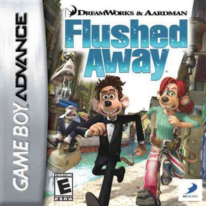 Flushed Away - Game Boy Advance Game