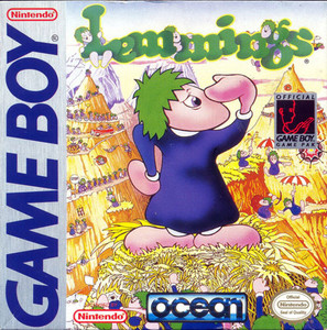 Lemmings - Game Boy Game